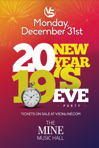 NYE 2019 at The Mine