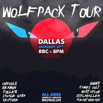 WOLFPACK TOUR