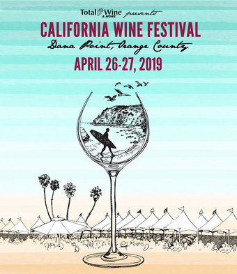 California Wine Festival - Orange County in Dana Point  April 26-27, 2019