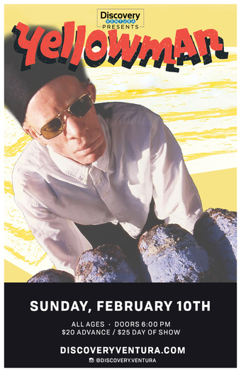 Yellowman w. The Question at Discovery Ventura