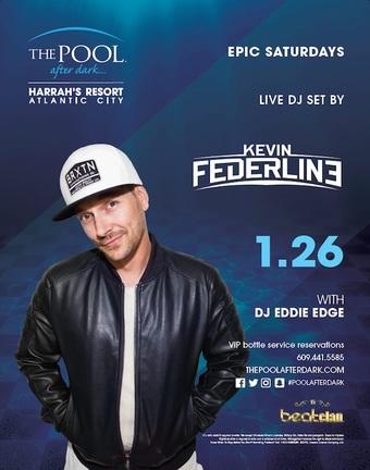 Epic Saturdays featuring Kevin Federline