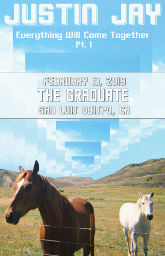 Justin Jay  at The Graduate 2.13.19