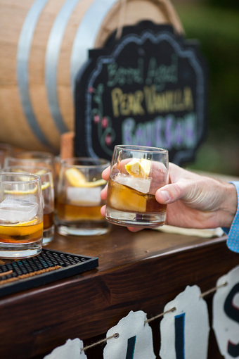 By The Barrel: Bourbon