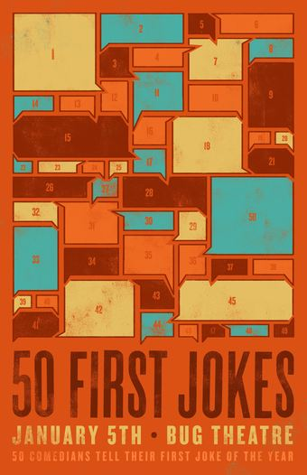 50 First Jokes Denver 2019