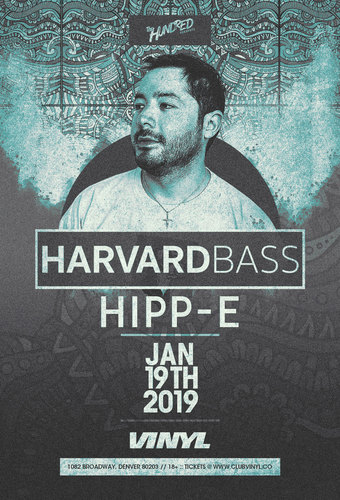 Harvard Bass // Hipp-E