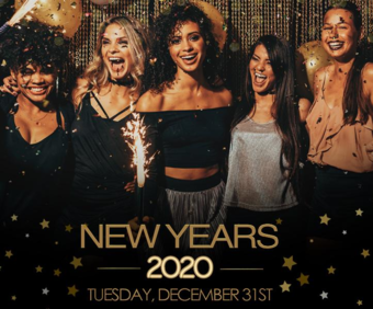 MONARCH ROOFTOP NYE CELEBRATION 2020