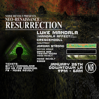 Luke Mandala at Neo-Renaissance [Rebirth]: Resurrection