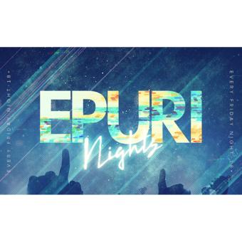 Epuri Nights inside OHM Nightclub