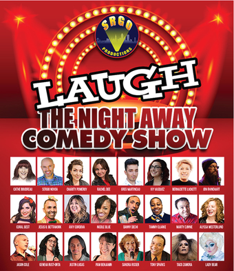 SOMA Comedy Showcase: Laugh the Night Away
