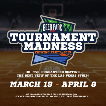 Tournament Madness Viewing Party SAT MAR 23