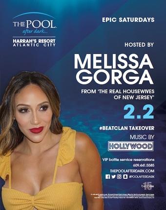 Epic Saturdays hosted by Melissa Gorga