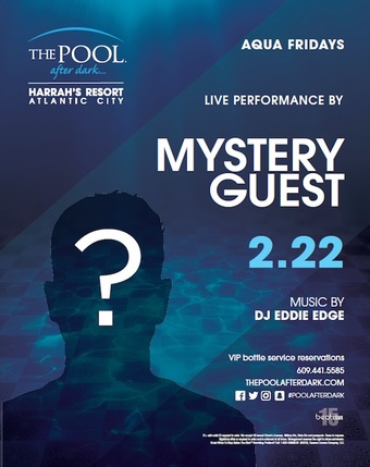 Aqua Fridays featuring MYSTERY GUEST