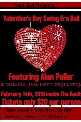 Valentine's Day Swing Era Ball