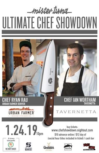 Mister Tuna Chef Showdown