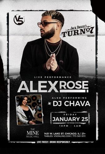 Alex Rose Live