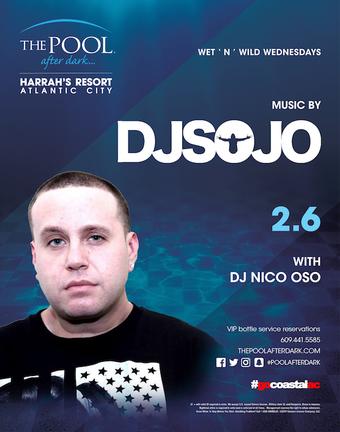 Wet 'N' Wild Wednesdays featuring DJ Sojo