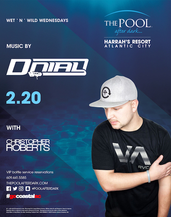 Wet 'N' Wild Wednesdays featuring DJ Dnial