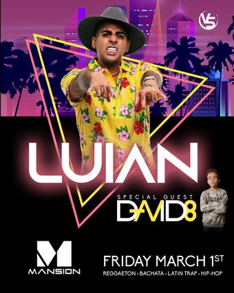 DJ Luian & DJ D8 from Venezuela
