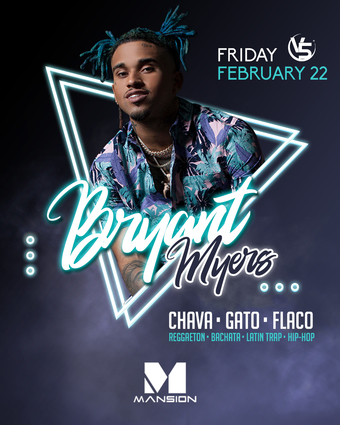 Bryant Myers Live & Reggaeton Party
