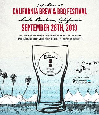 California Brew & BBQ Festival - Santa Barbara