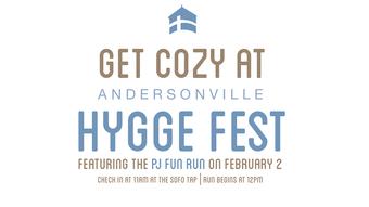 Andersonville Hygge Fest Pajama Fun Run