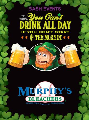 Murphy's Bleachers: 10:00am - 2:00pm #YCDAD