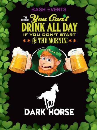 Dark Horse Tap & Grille: 10:00am - 2:00pm #YCDAD