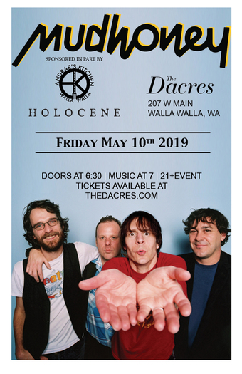 Mudhoney LIVE at The Dacres