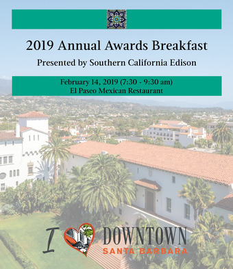 2019 Annual Awards Breakfast