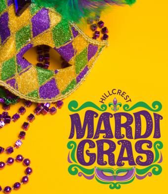 Hillcrest Mardi Gras 2019