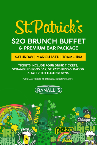 St. Patrick's Day 2019 at Ranalli's
