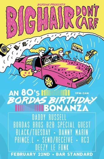 Bordas Birthday Bonanza