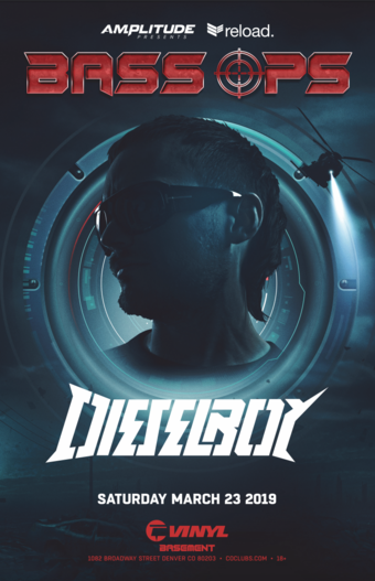 BASS OPS: Dieselboy