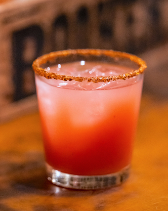 Prohibition Supper Club - Azuñia Tequila