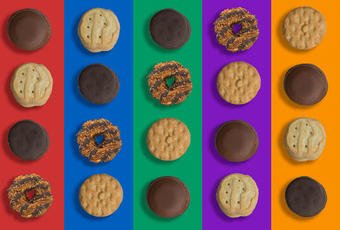 Girl Scout Cookie & Craft Beer Pairing Session 1