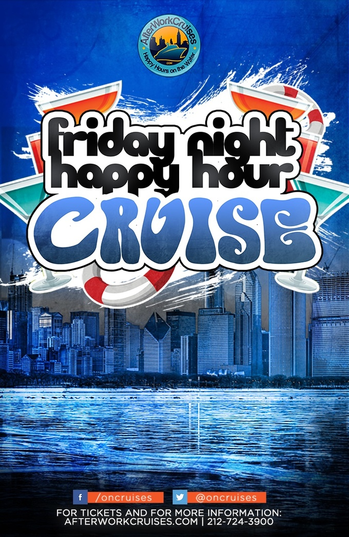 Friday Night Happy Hour Cruise