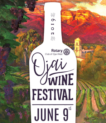33rd Annual Ojai Wine Festival
