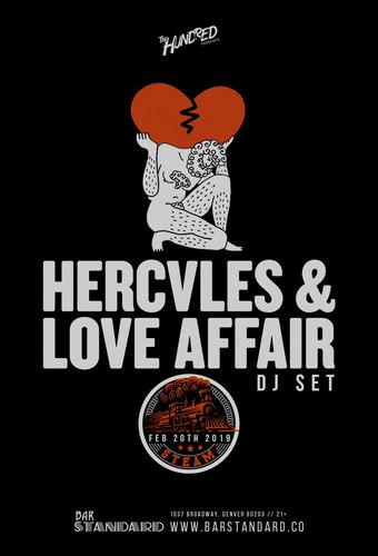 Hercules & Love Affair DJ Set