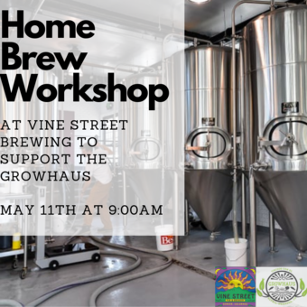 Home Brew Workshop at Vine St. Brewery