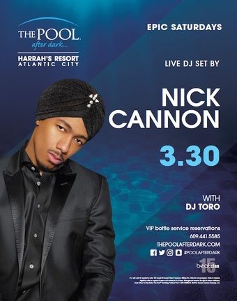 Epic Saturdays with Nick Cannon