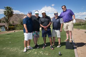 Celebrity Golf Tournament presented by Huss Brewing