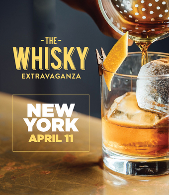 THE WHISKY EXTRAVAGANZA: NYC