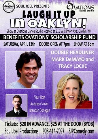 Laugh it Up in Oaklyn