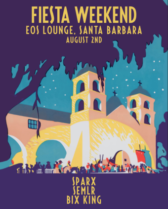 Fiesta Fiesta Friday at EOS Lounge 8.2.19