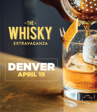 THE WHISKY EXTRAVAGANZA: DENVER