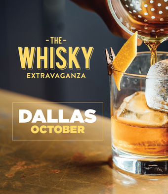 THE WHISKY EXTRAVAGANZA: DALLAS