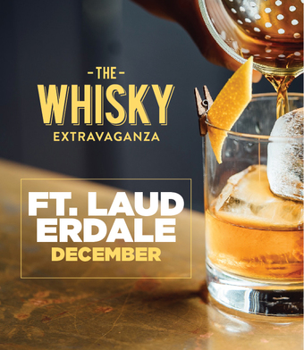 THE WHISKY EXTRAVAGANZA: FT.LAUDERDALE