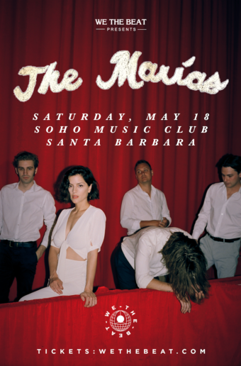 The Marías - Santa Barbara, CA