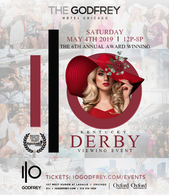 I|O Godfrey Kentucky Derby Viewing Event 2019