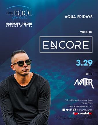 Aqua Fridays featuring DJ Encore